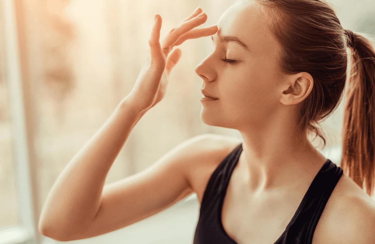 медитация за отваряне на третото око