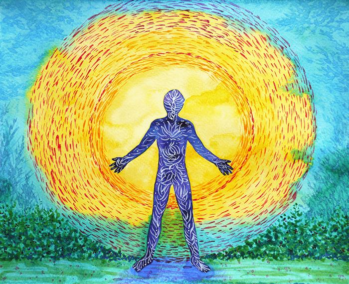 Медитация за изчистване на аурата